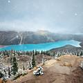 Peyto Lake by Songquan Deng