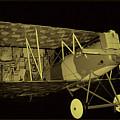 Pfalz D.xii Fighter by David Patterson