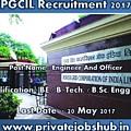 Pgcil Recruitment by Private Jobs Hub