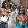 Pharaoh Of Egypt Exodus 2 by Carl Gouveia