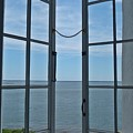 Phare Fenetre Lighthouse Window by Cindy Rose