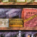 Pharmacist - Assorted Cures by Mike Savad