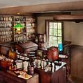 Pharmacy - Where I Make Medicine  by Mike Savad