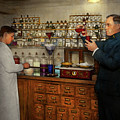 Pharmacy - The Mixologist 1905 by Mike Savad