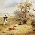 Pheasant Shooting Henry Thomas Alken by Eloisa Mannion