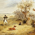 Pheasant Shooting by Henry Thomas Alken