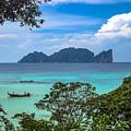 Phi Phi Islands by Nir Ben-Yosef