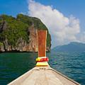 Phi Phi Leh by Megan Martens