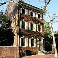 Phiily Row House 1 by Paul Barlo