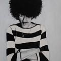 Phil Lynott Portrait by William McCann