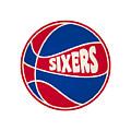 Philadelphia 76ers Retro Shirt by Joe Hamilton