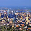 Philadelphia Aerial 0518 by Duncan Pearson