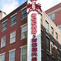 Philadelphia - Bookbinders by Bill Cannon