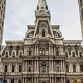 Philadelphia City Hall by Robert J Caputo