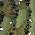 Philadelphia Cricket Club Militia Hill Golf Course 18th Hole by Duncan Pearson