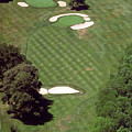 Philadelphia Cricket Club St Martins Golf Course 2nd Hole 415 W Willow Grove Ave Phila Pa 19118 by Duncan Pearson