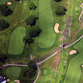 Philadelphia Cricket Club Wissahickon Golf Course 11th Hole by Duncan Pearson