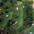 Philadelphia Cricket Club Wissahickon Golf Course 12th Hole by Duncan Pearson