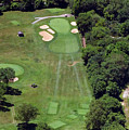 Philadelphia Cricket Club Wissahickon Golf Course 15th Hole by Duncan Pearson