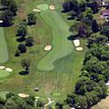 Philadelphia Cricket Club Wissahickon Golf Course 16th Hole by Duncan Pearson