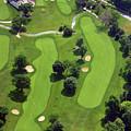 Philadelphia Cricket Club Wissahickon Golf Course 18th Hole by Duncan Pearson
