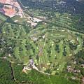 Philadelphia Cricket Club Wissahickon Golf Course Flourtown by Duncan Pearson