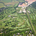 Philadelphia Cricket Club Wissahickon Militia Hill Golf Courses by Duncan Pearson