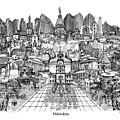 Philadelphia by Dennis Bivens
