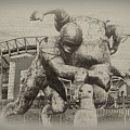 Philadelphia Eagles At The Linc by Bill Cannon