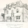 Philadelphia Firehouse by William  McCullagh