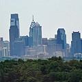 Philadelphia Green Skyline