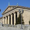 Philadelphia Museum Of Art by Brendan Reals