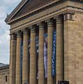 Philadelphia Museum Of Art  by Terry DeLuco