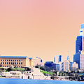 Philadelphia Panoramic by Bill Cannon