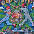 Philadelphia Phillies by Frozen in Time Fine Art Photography