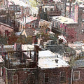 Philadelphia Rooftops by Anthony Rapp