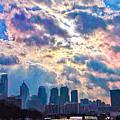 Philadelphia Sky by Bill Cannon