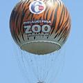 Philadelphia Zoo Balloon 1st Design by Ken Keener