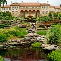 Philbrook Museum Gardens by Linda Cupps