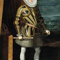 Philip IIi by Juan Pantoja de la Cruz