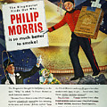 Philip Morris Cigarette Ad by Granger
