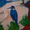 Philippine Kingfisher Painting Contest 6 by Carmela Maglasang