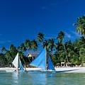 Philippines, Boracay Isla by Gloria & Richard Maschmeyer - Printscapes