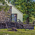Philipsburg Manor - Firewood by Black Brook Photography