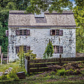 Philipsburg Manor House - Thru The Woods by Black Brook Photography