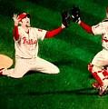 Phillies Win The World Series by Ezra Strayer
