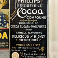 Phillips Digestible Cocoa by Richard Reeve