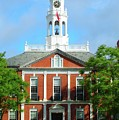 Phillips Exeter Academy Main Building by Tom Maxwell