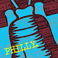 Philly Liberty Bell by Brandi Fitzgerald