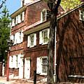 Philly Row House 2 by Paul Barlo